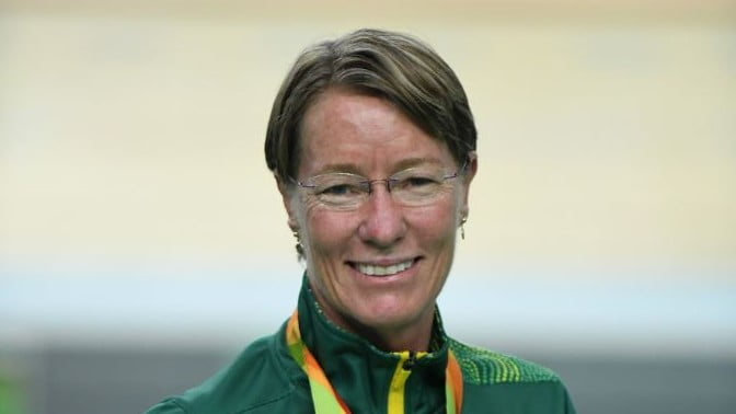 Powell wins Australia's first medal