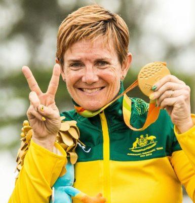 Paralympians named as Sir Roden Cutler Award finalists