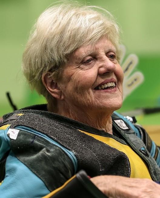 Kosmala's last Paralympic shot fired