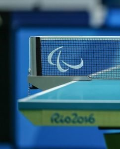 Table Tennis. Barak Mizrachi 2016 Paralympic Games - RIO Brazil Australian Paralympic Committee Tuesday 6th September 2016 © Sport the library / Drew Chislett