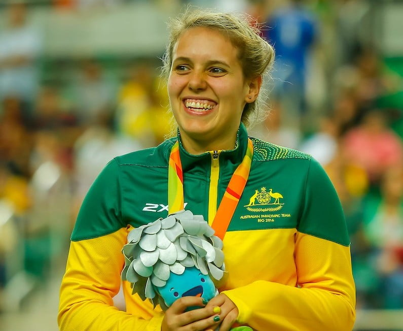 Reid storms to medal glory