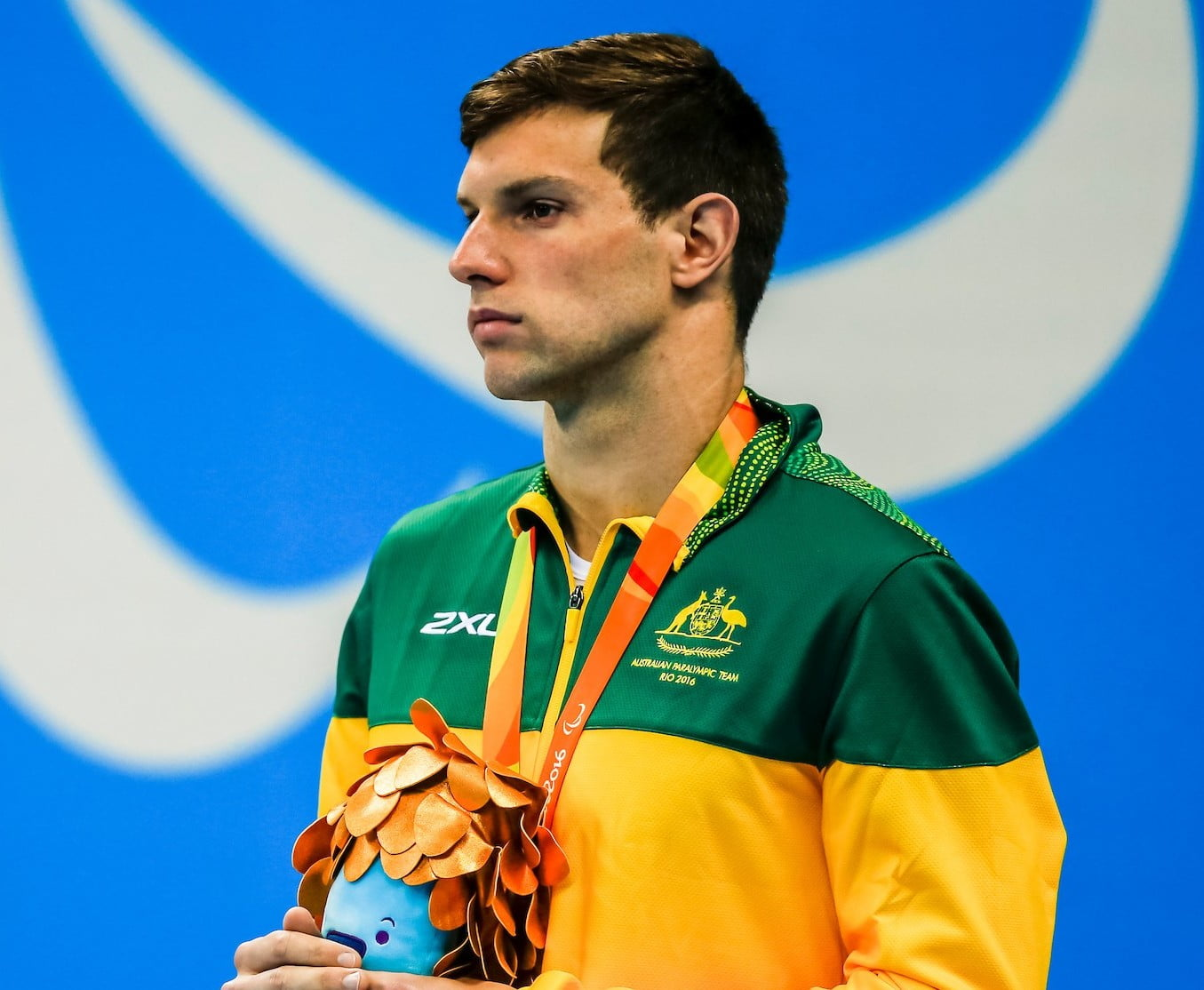 Gold, silver and two bronze for Australia in the pool