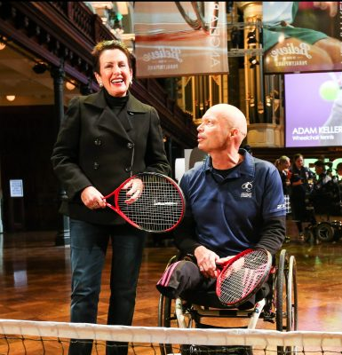 Join the Welcome Home event for Australia's Paralympians