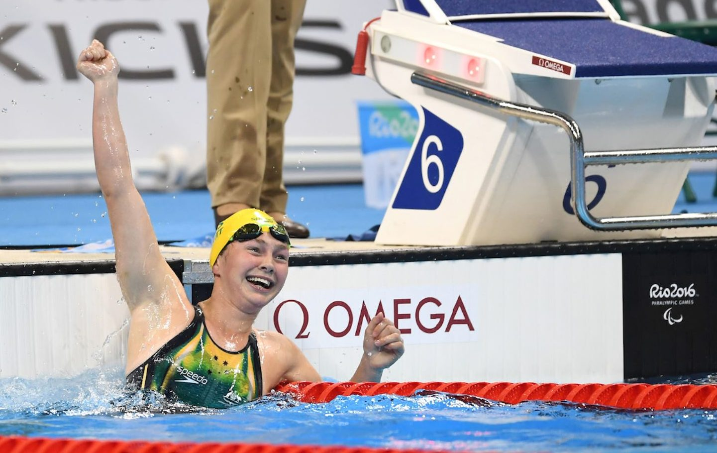 Double gold and a world record to Maddison Elliott