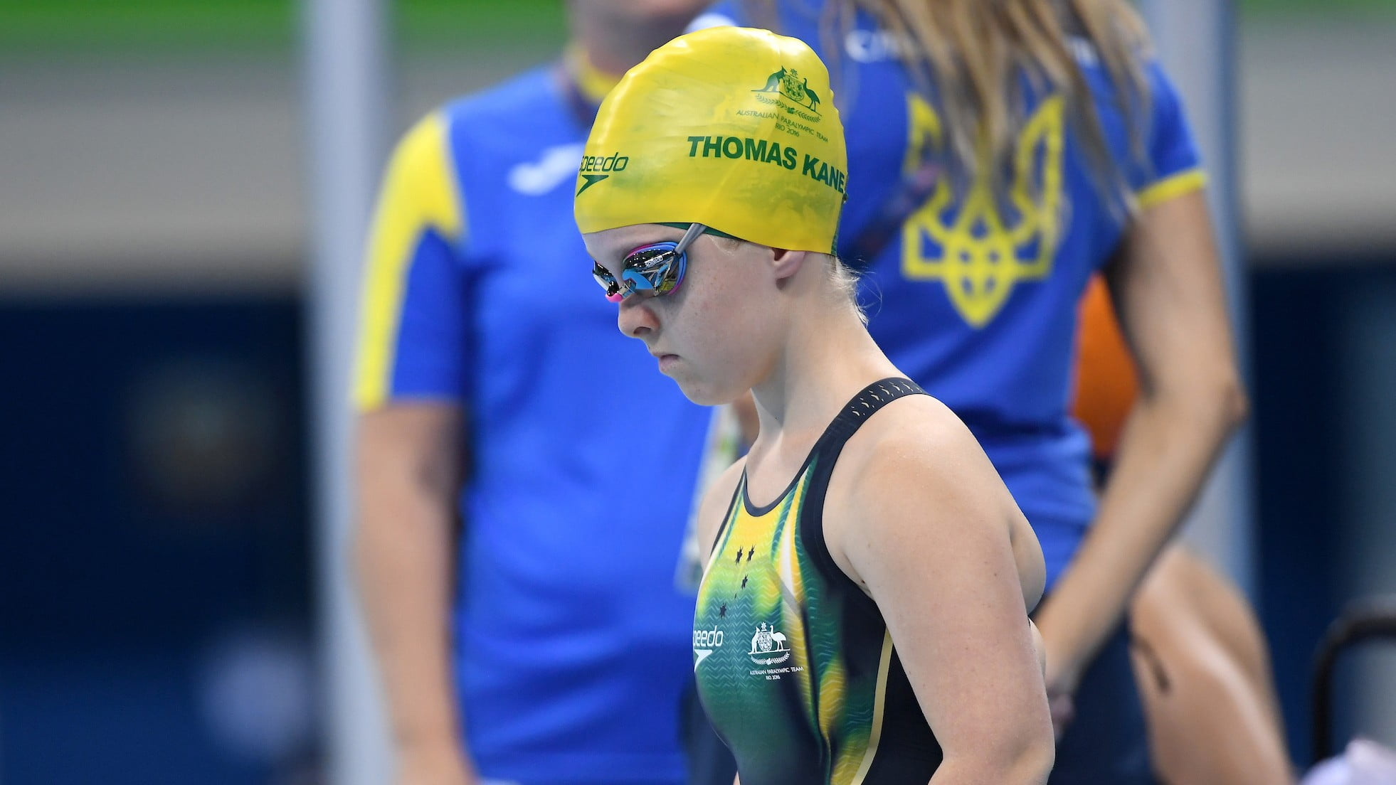 Australia continues its dominance in the pool