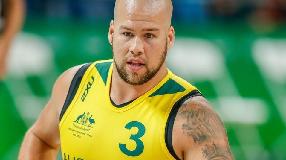 Double overtime thriller secures wheelchair rugby gold for Australia