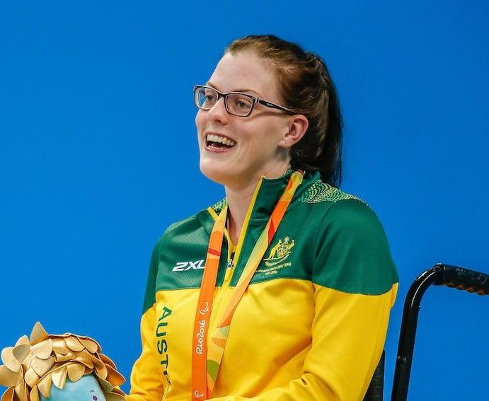 Watson wins gold