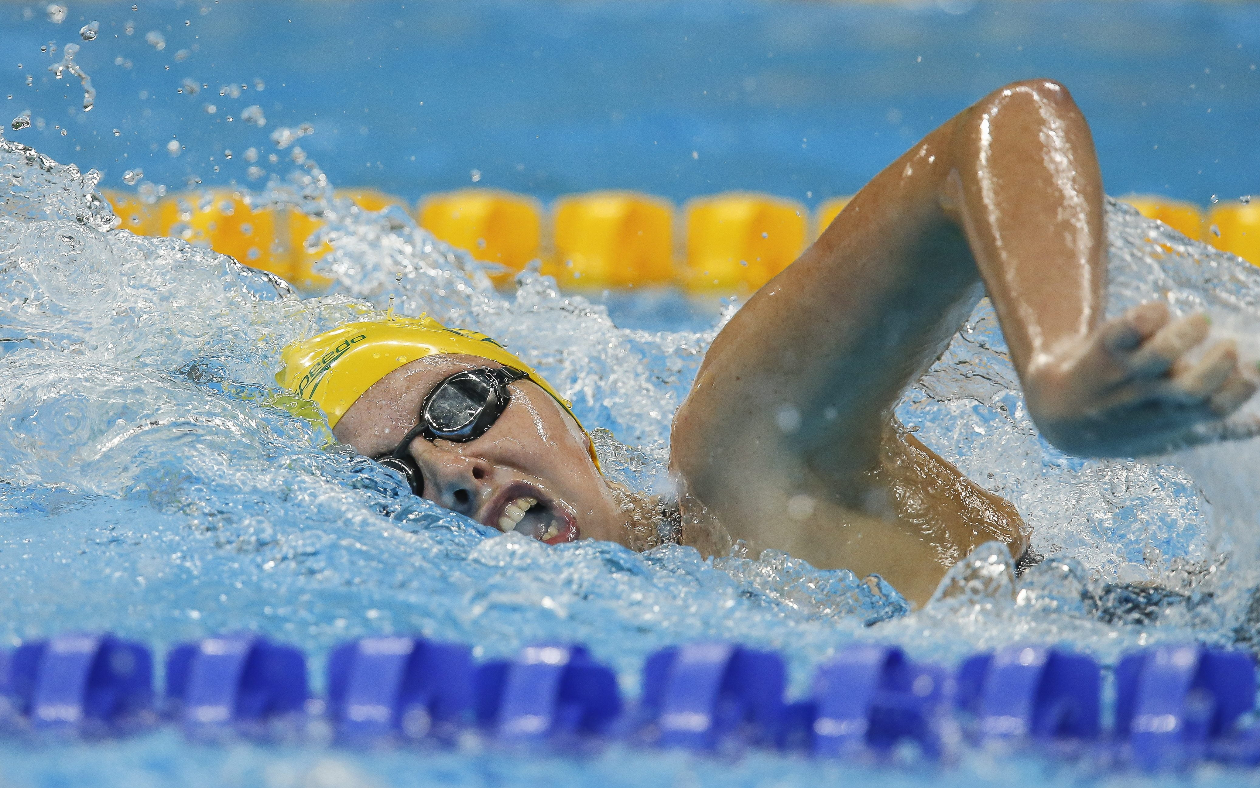 Patterson delivers Australia's first gold in Rio