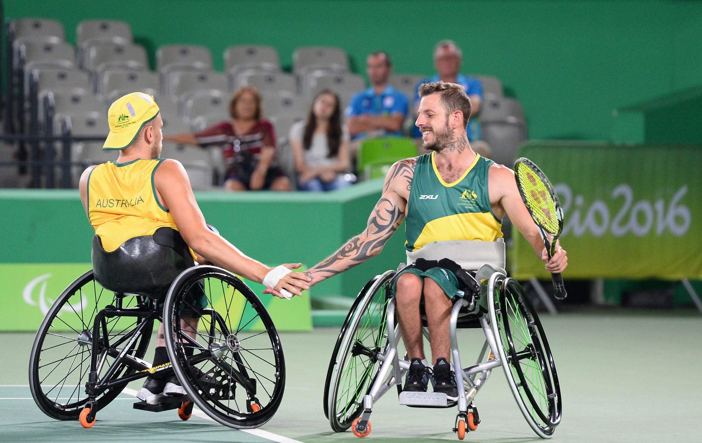 Alcott, Davidson set sights on Rio gold