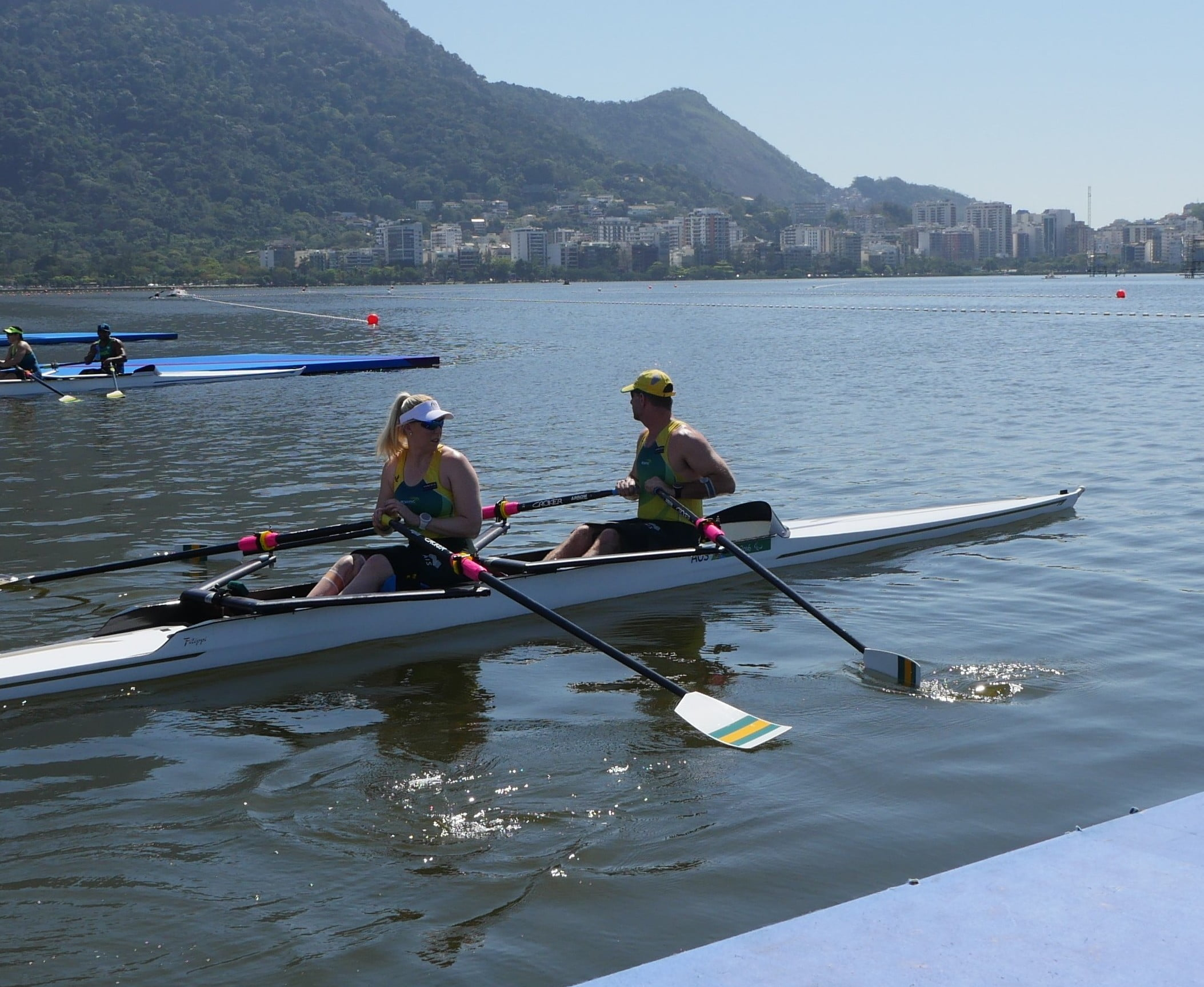 Rowing preview - day 2
