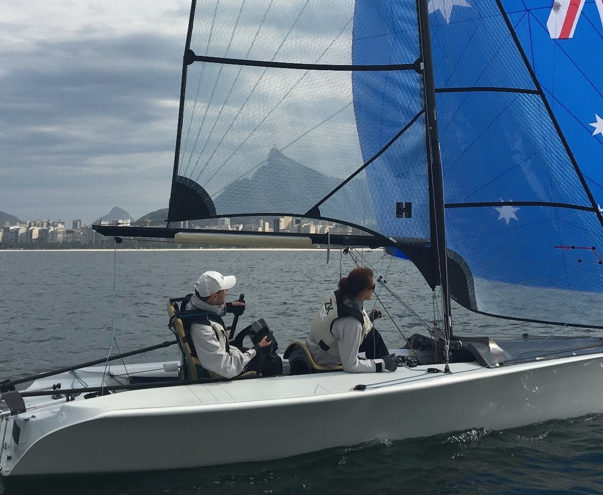 Sailing - Preview