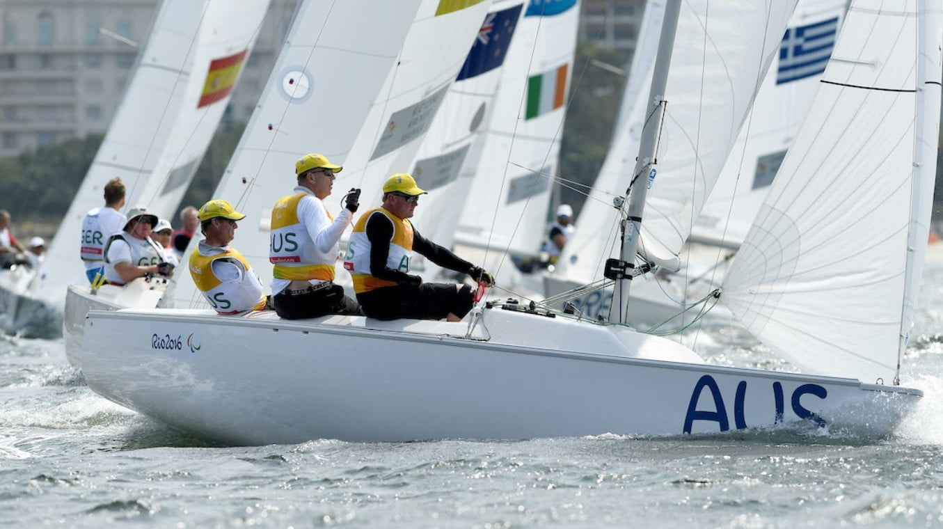 Sonar crew to claim the top spot