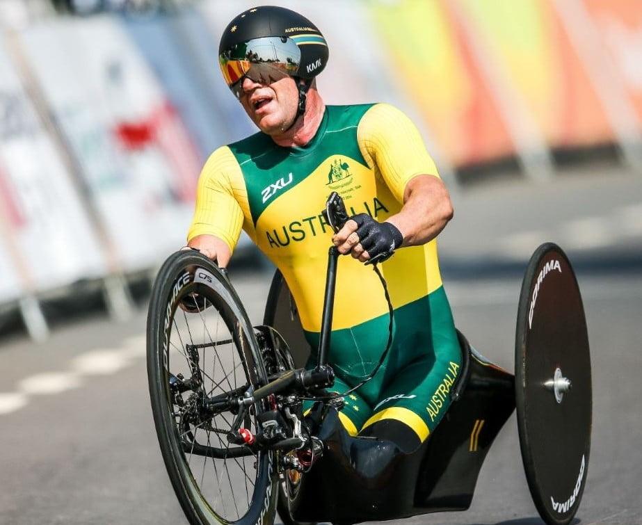 Six medal haul for Australia's road cyclists
