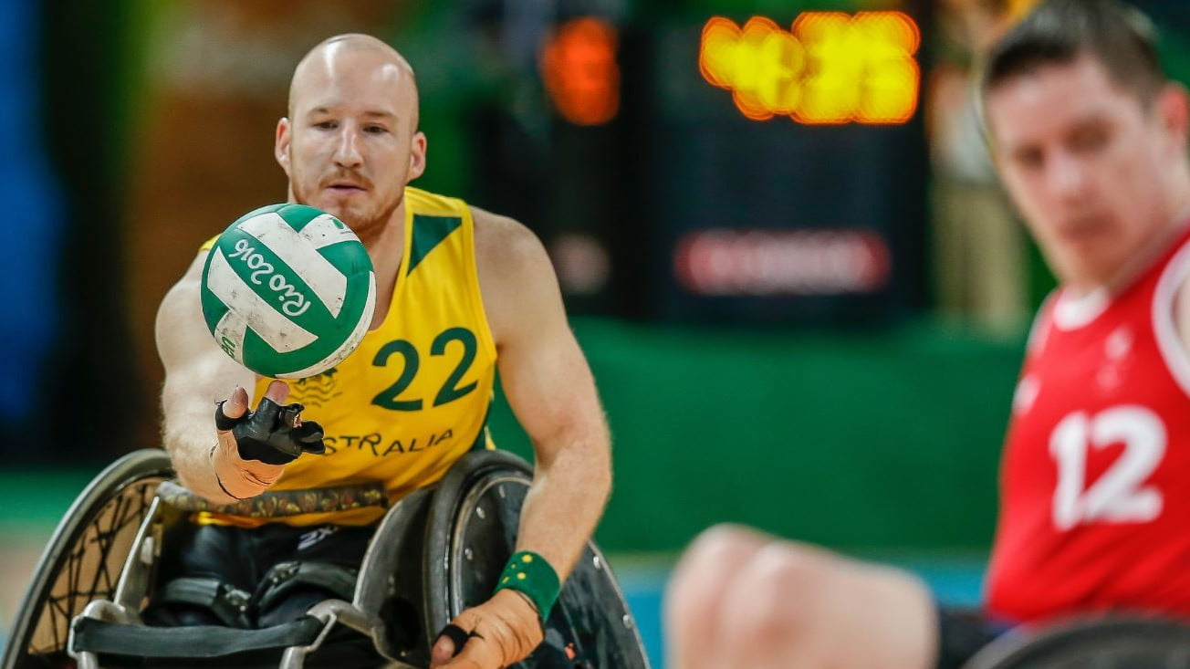 Steelers begin wheelchair rugby campaign with a win