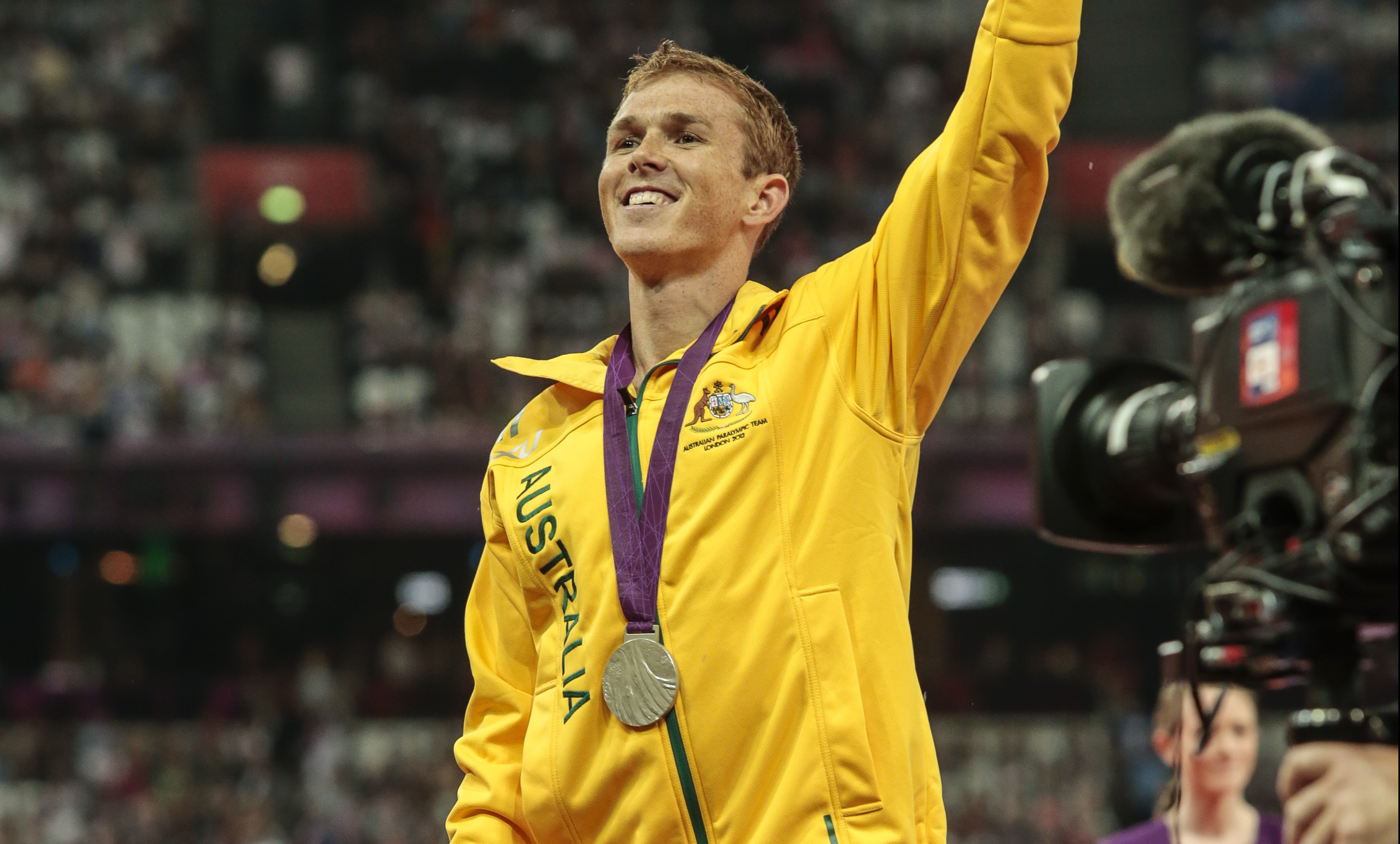 Multiple Paralympic medallist Brad Scott announces his retirement