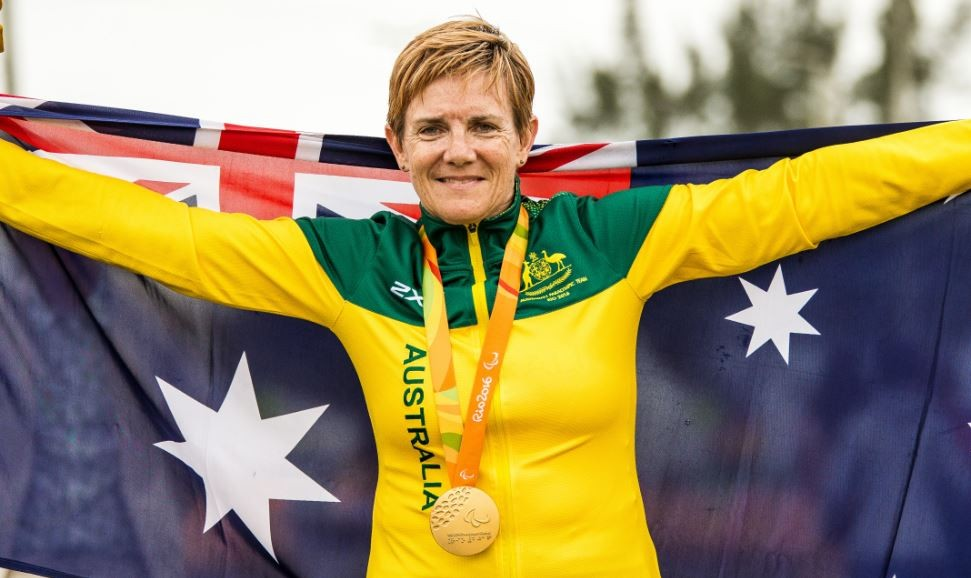 Gold medals to be returned to cycling legend, Carol Cooke