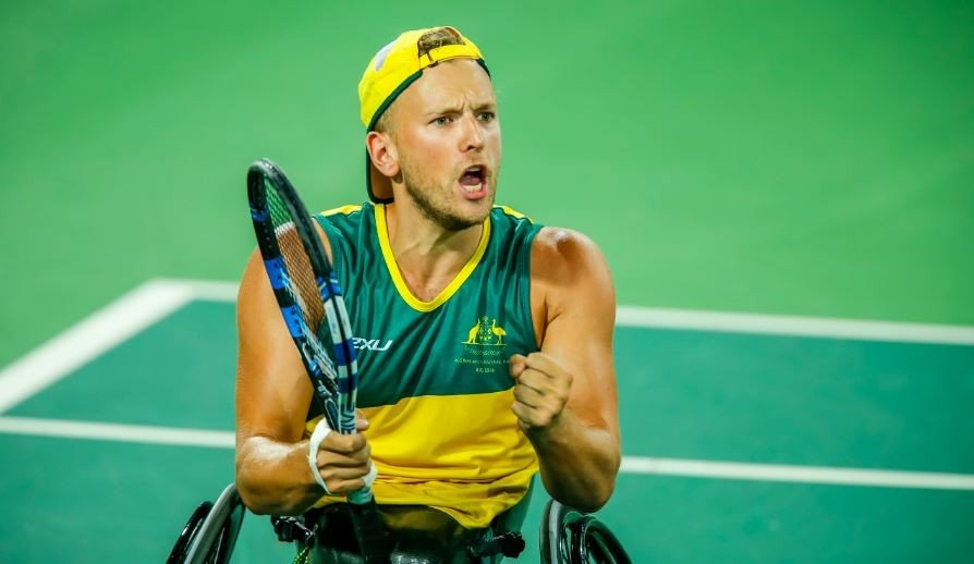 Dylan Alcott named GQ Sportsman of the Year