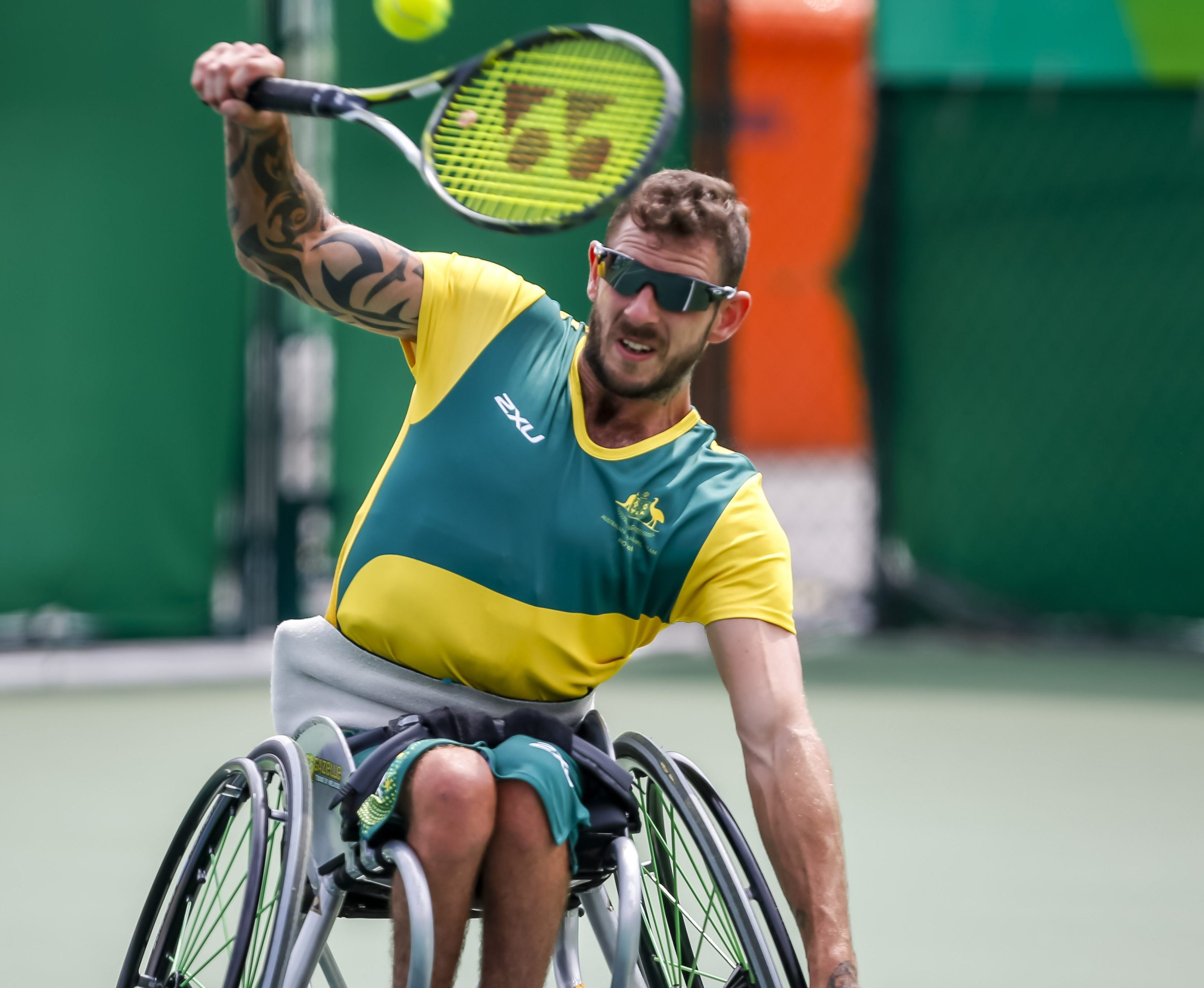 2017 Australian Open wheelchair tennis entries confirmed