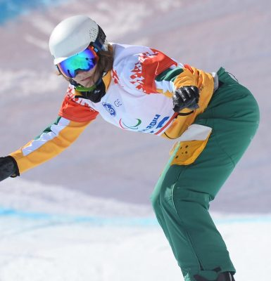 Medals up for grabs for Aussie Para-snowboarders