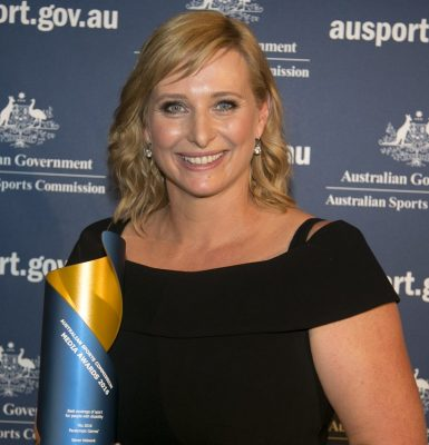 The Seven Network rewarded for outstanding Paralympic coverage