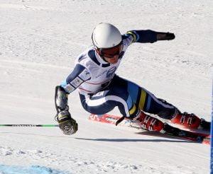 Mitchell Gourley - Tarvisio 2017 World Para Alpine Skiing Championships - Giant Slalom (2)
