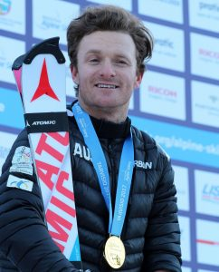 Mitchell Gourley - Tarvisio 2017 World Para Alpine Skiing Championships - Super Combined (1)
