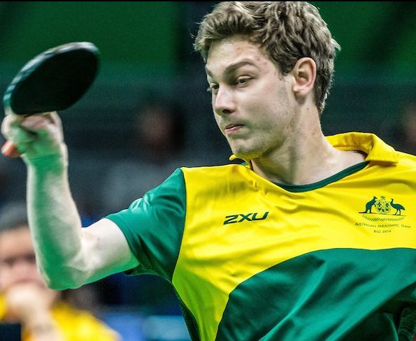 Von Einem named Table Tennis Para-athlete of the Year