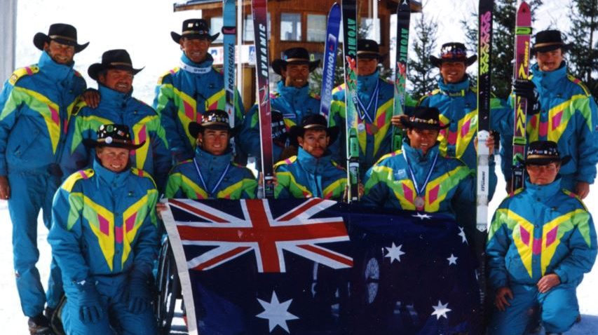 APC celebrates 25 years since Australia's first Paralympic Winter gold