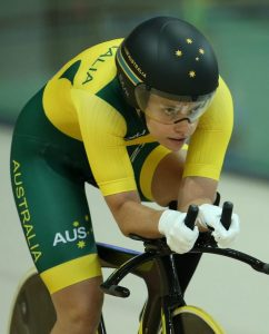 Simone Kennedy,  Womens C1-2-3 3000m Indy pursuit, On the morning of day one at Rio Olympic Velodrome. 2016 Paralympic Games - RIO Brazil Australian Paralympic Committee Thursday 8th September 2016 © Sport the library / Drew Chislett