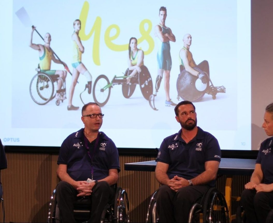 Optus launches Paralympic Think Big Challenge