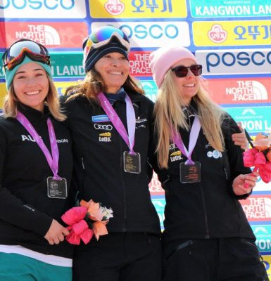 Australia's Para-snowboarders end IPC season on a high