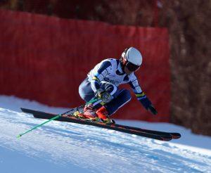 Mitchell Gourley - Tarvisio 2017 World Para Alpine Skiing Championships - Downhill Training 2 (1)