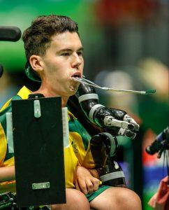 Rio 2016 - Boccia - Mixed Individual BC3 Pool - Dan Michel 8_resized