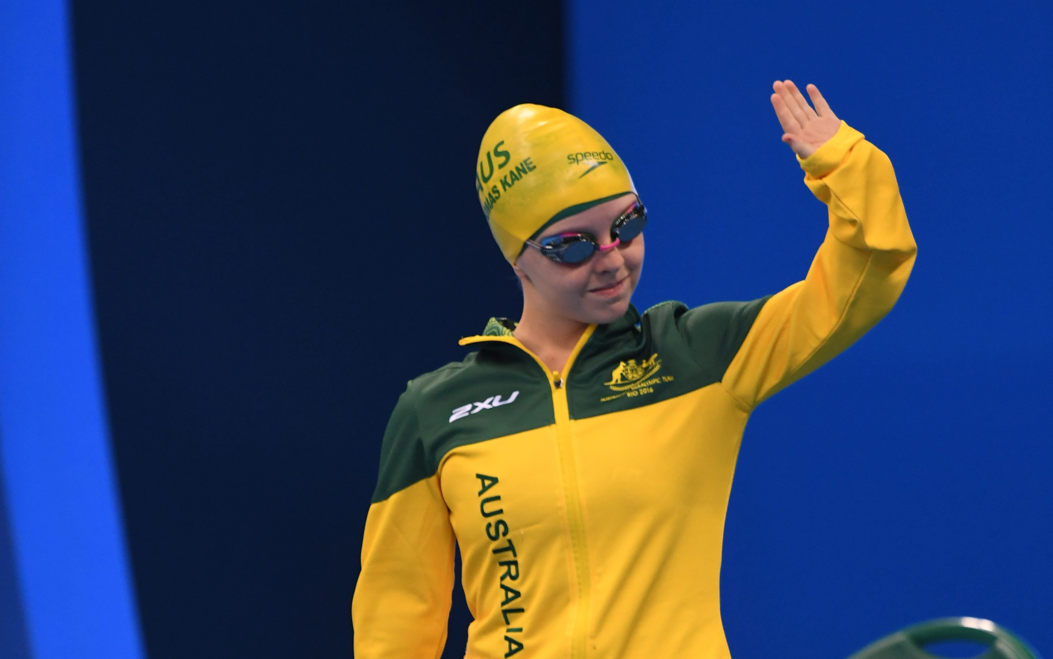 Patterson and Thomas Kane add to their gold medal haul at Swimming Nationals