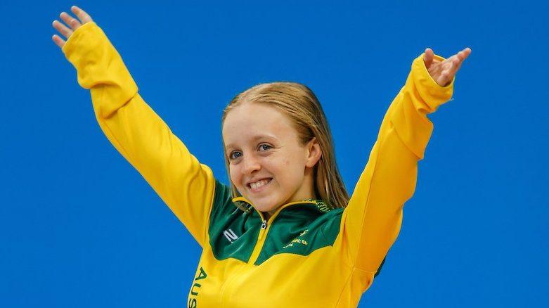 Rio 2016 Paralympians star at Swimming Nationals