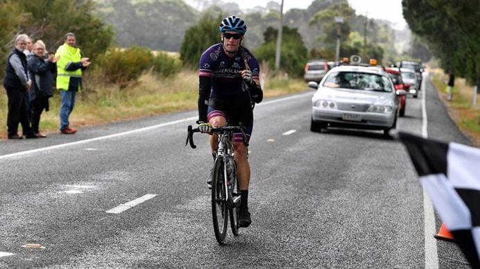 Road races wrap up 2017 Para-cycling Road Nationals