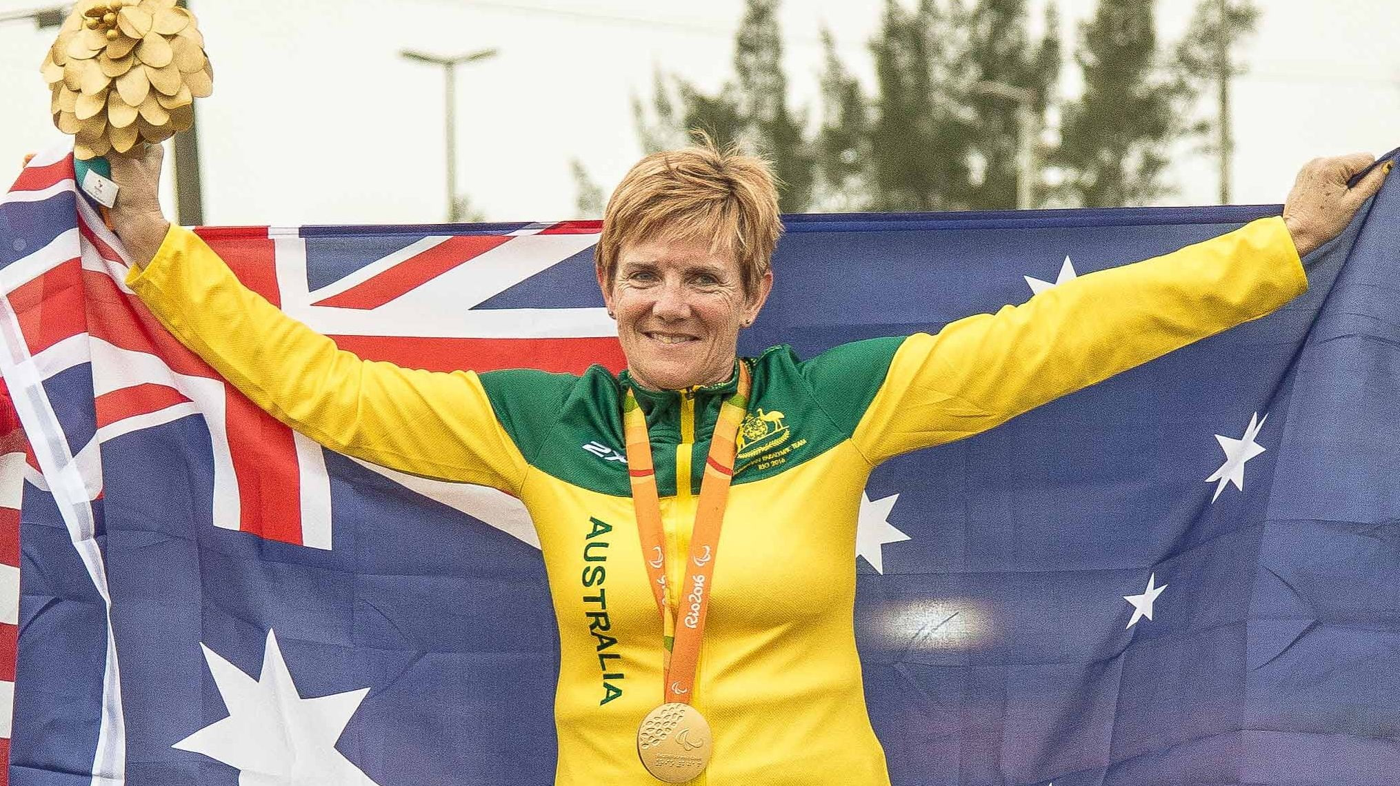#LifeWithMS is one worth living to the fullest says Paralympic champion