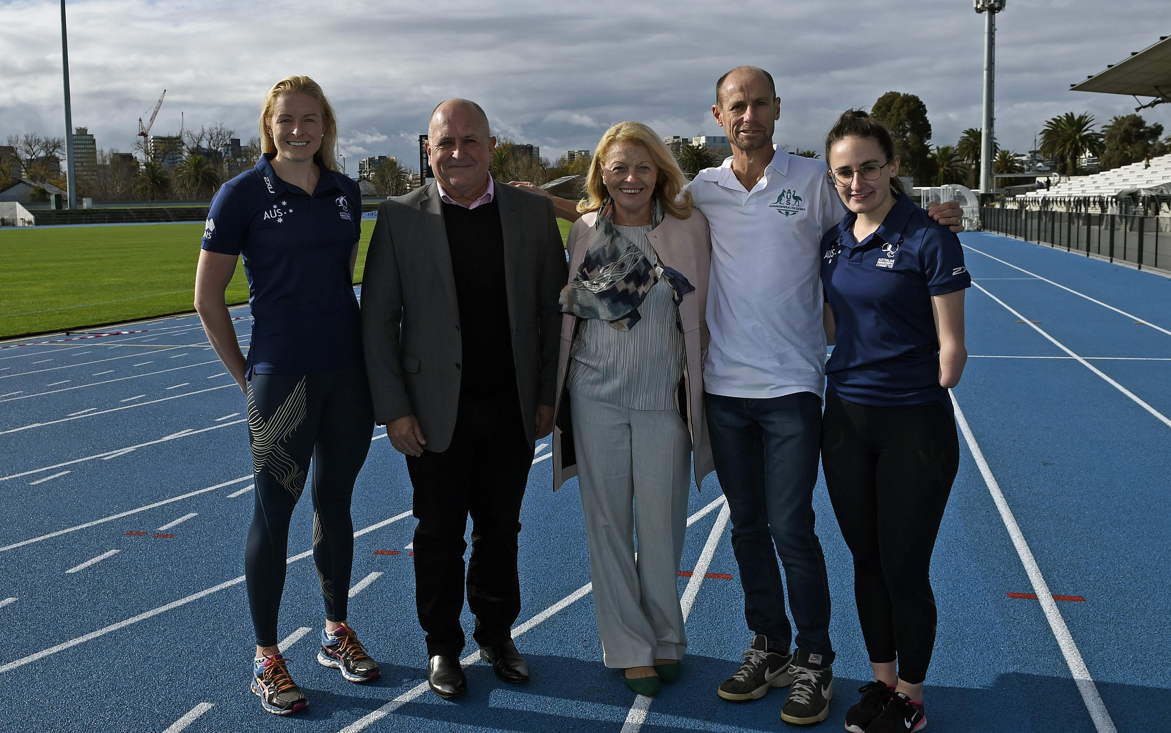 Commonwealth Games Australia announces new partnership with the APC
