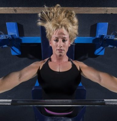 Strong signs for Para-powerlifting at Australian National Championships