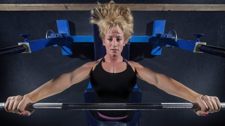 Strong signs for Para-powerlifting at Australian National Championships