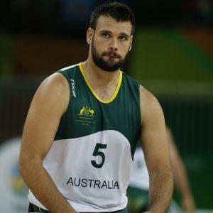 Australian Paralympian Bill Latham