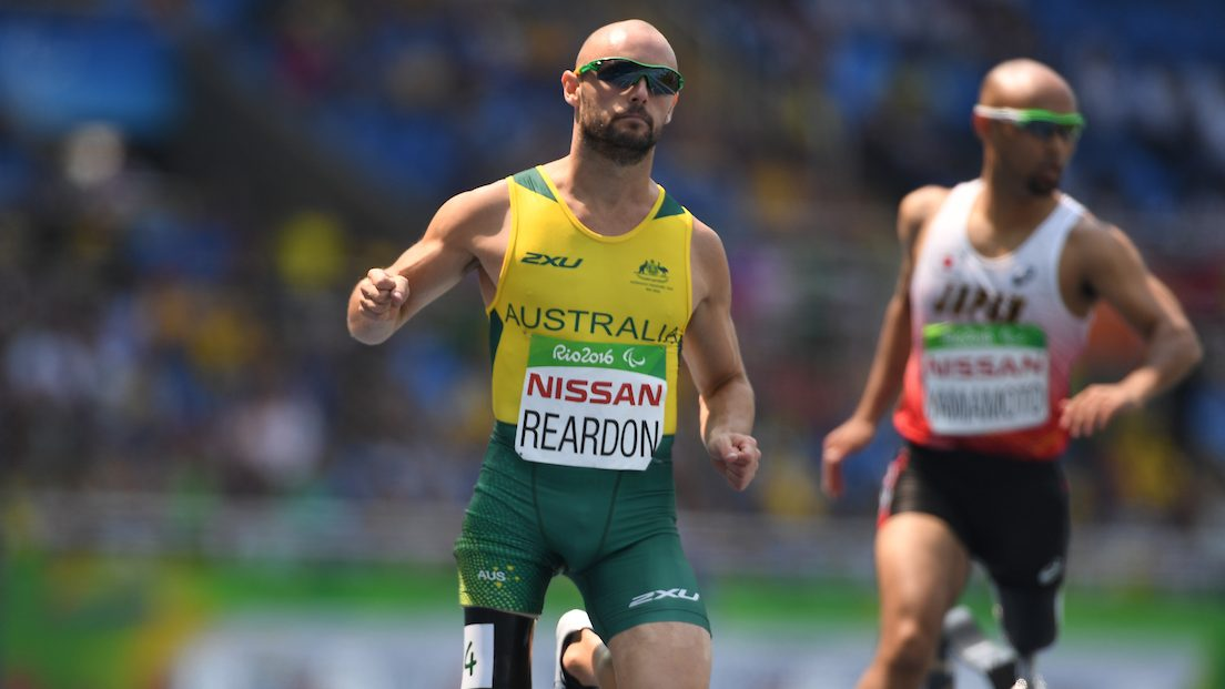 From Rio 2016 to London 2017 for Paralympic champions Turner, Davidson & Reardon