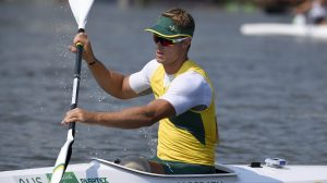 Curtis McGrath – Men's KL2  Olympic Stadium / Day 7 Canoe 2016 Paralympic Games - RIO Brazil Australian Paralympic Committee Rio Brazil Wednesday 14th September 2016 © Sport the library / Jeff Crow