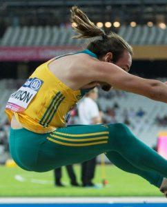 Brayden Davidson - London 2017 World Para-athletics Championships - Day 5 - Long Jump (5)