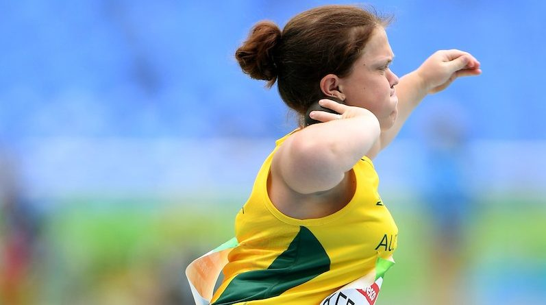 Team Australia make their way to London for 2017 World Para-athletics Championships