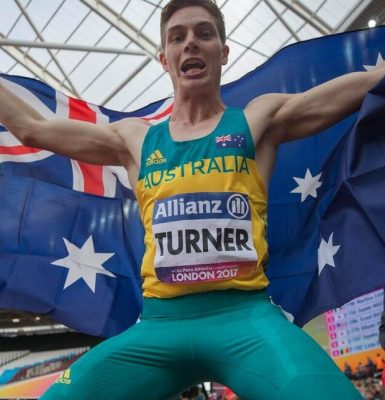 Three from three for Turner as Team Australia finish with 28 medals