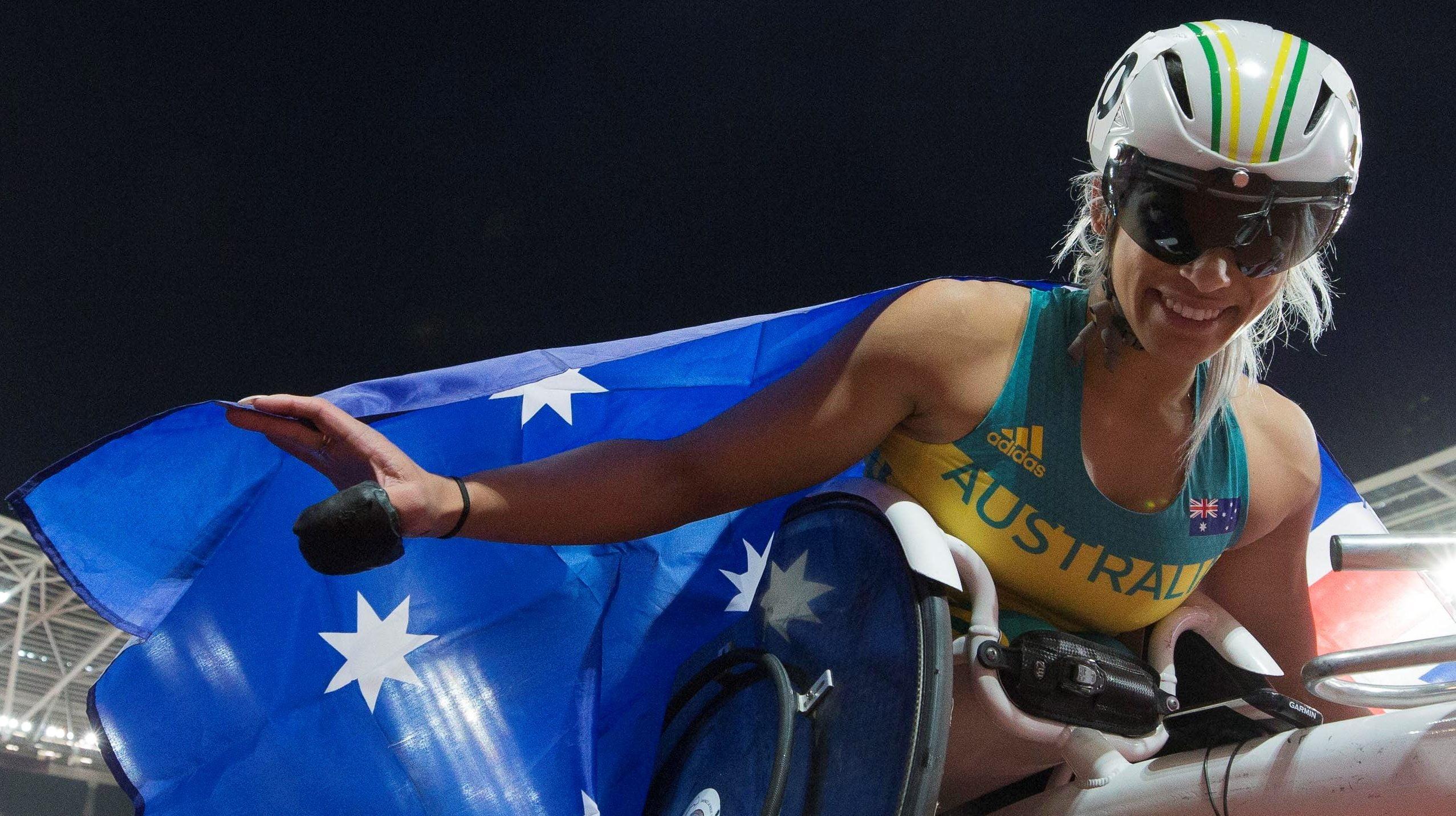 Aussie trio secure new world crowns
