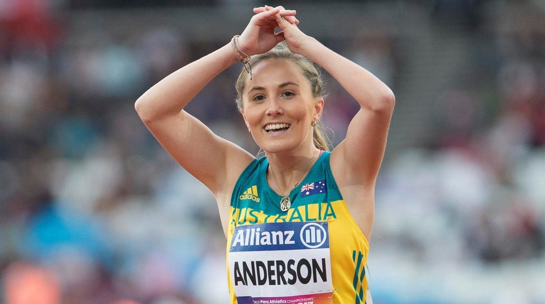 Medal success out of reach for McCracken and Anderson