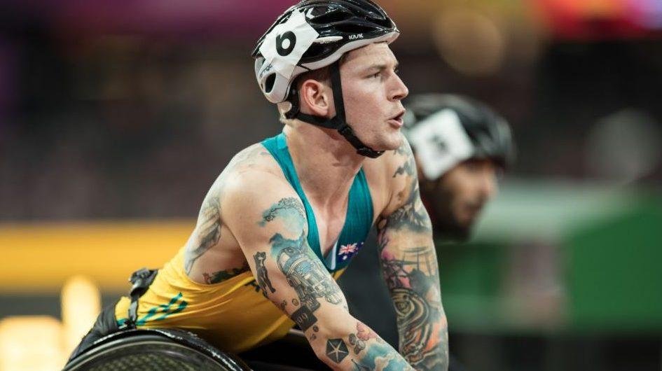 Silver lining for Australia at World Para-athletics Championships