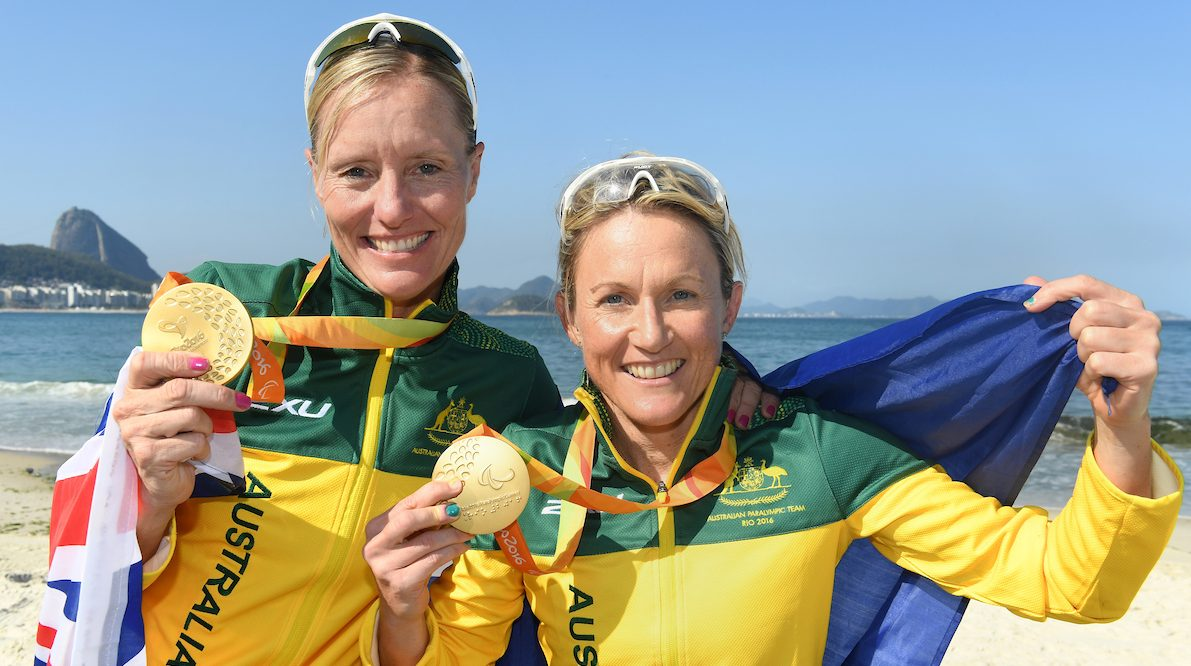 Gold to Kelly and Tapp as Aussies taste success in Edmonton